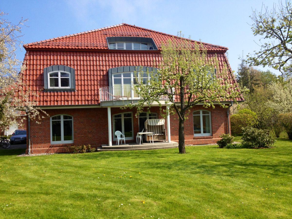 4 Sterne Ferienwohnung Villa Sonnengarten Wg. Nr. 5, Ostseeheilbad