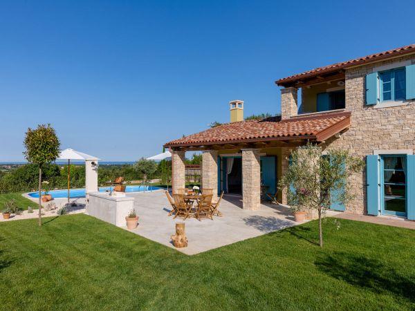 Villa Toscana, Croatia, Istria, Umag - Firma My Istria