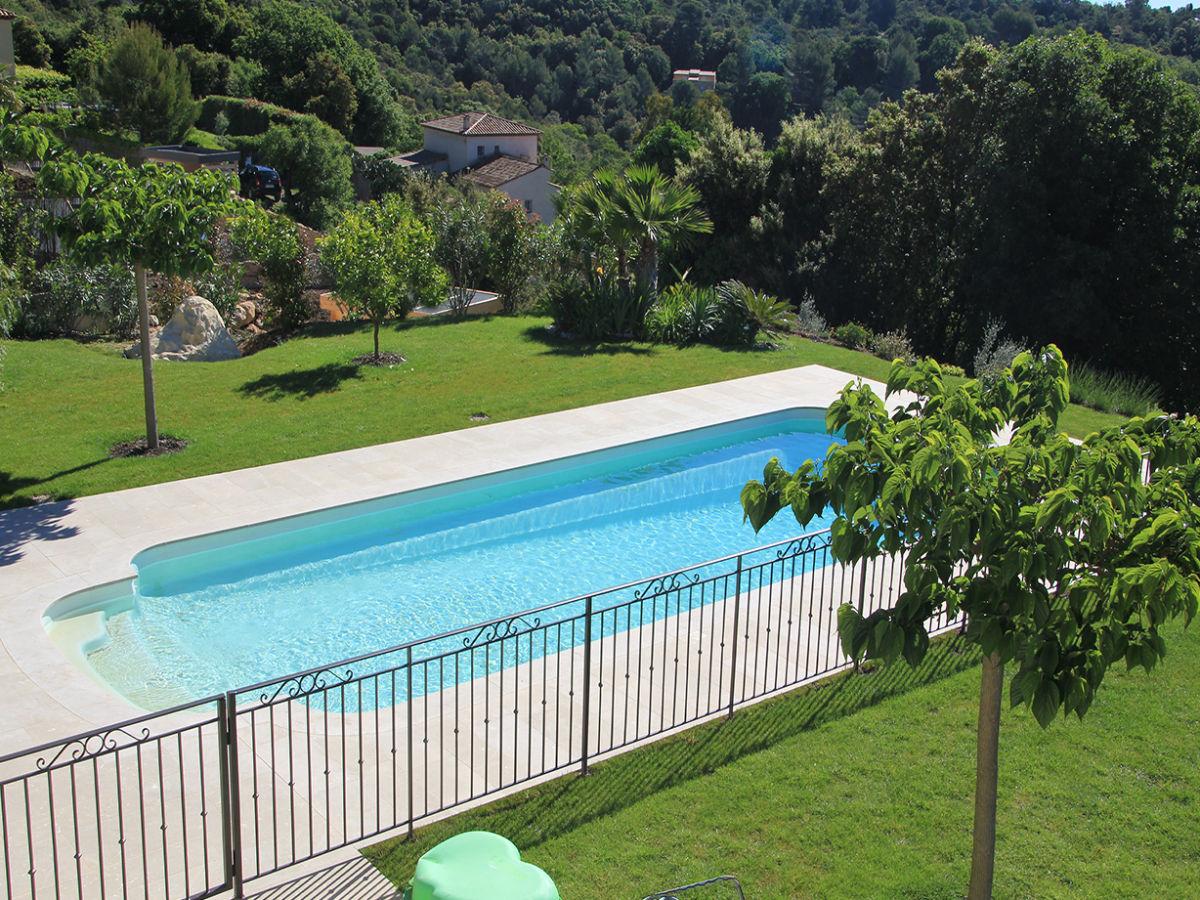 Pool Abdeckplane Kindersicher Villa Romarin Mit Pool Montauroux