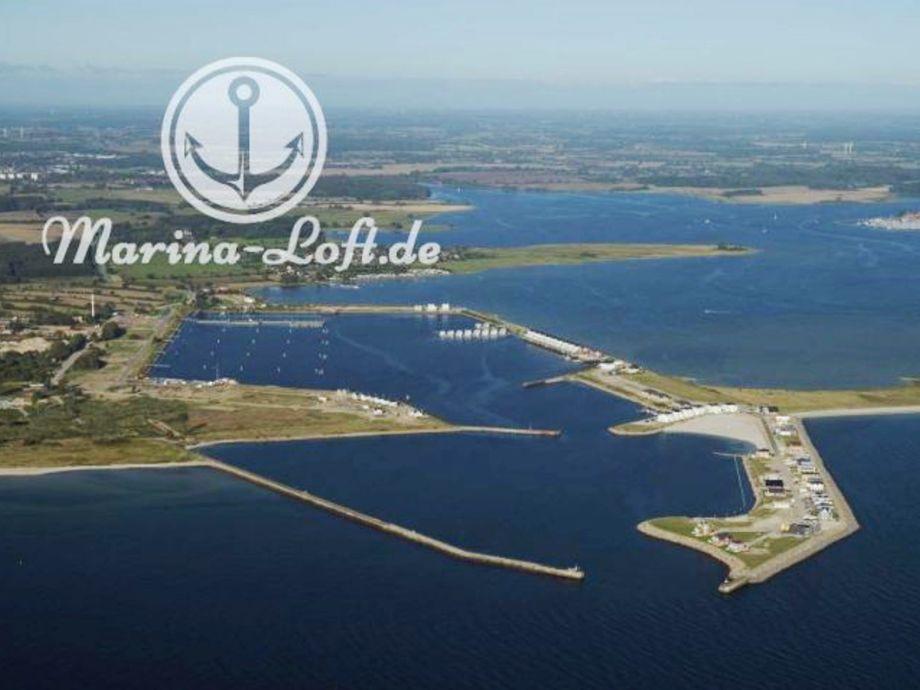 Ferienwohnung Marina Loft Ostsee Kappeln  Firma Fewo  Meer  Firma