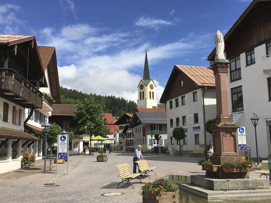 Ferienwohnung Voelkel Allgu Bayern Oberstaufen  Frau