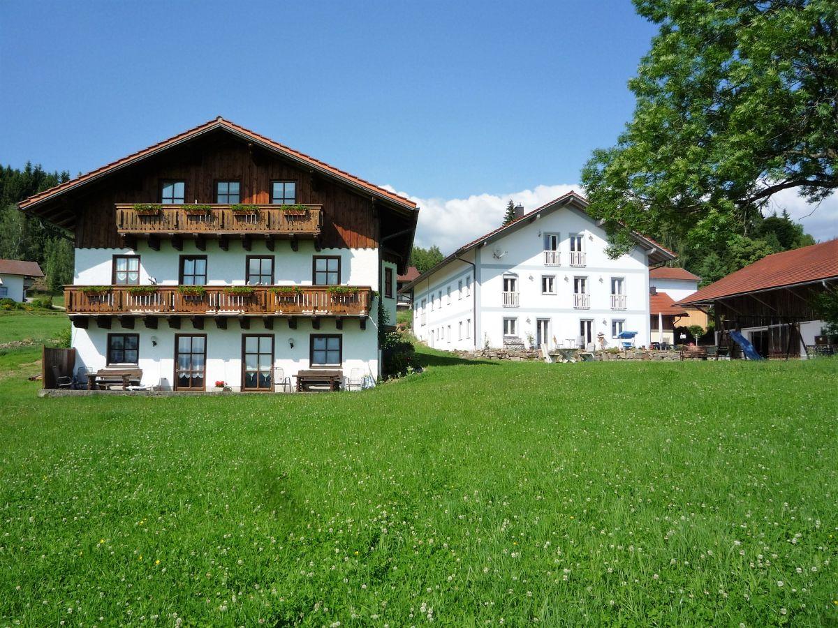 Ferienwohnung Im Landhaus Michael, Bayerischer Wald