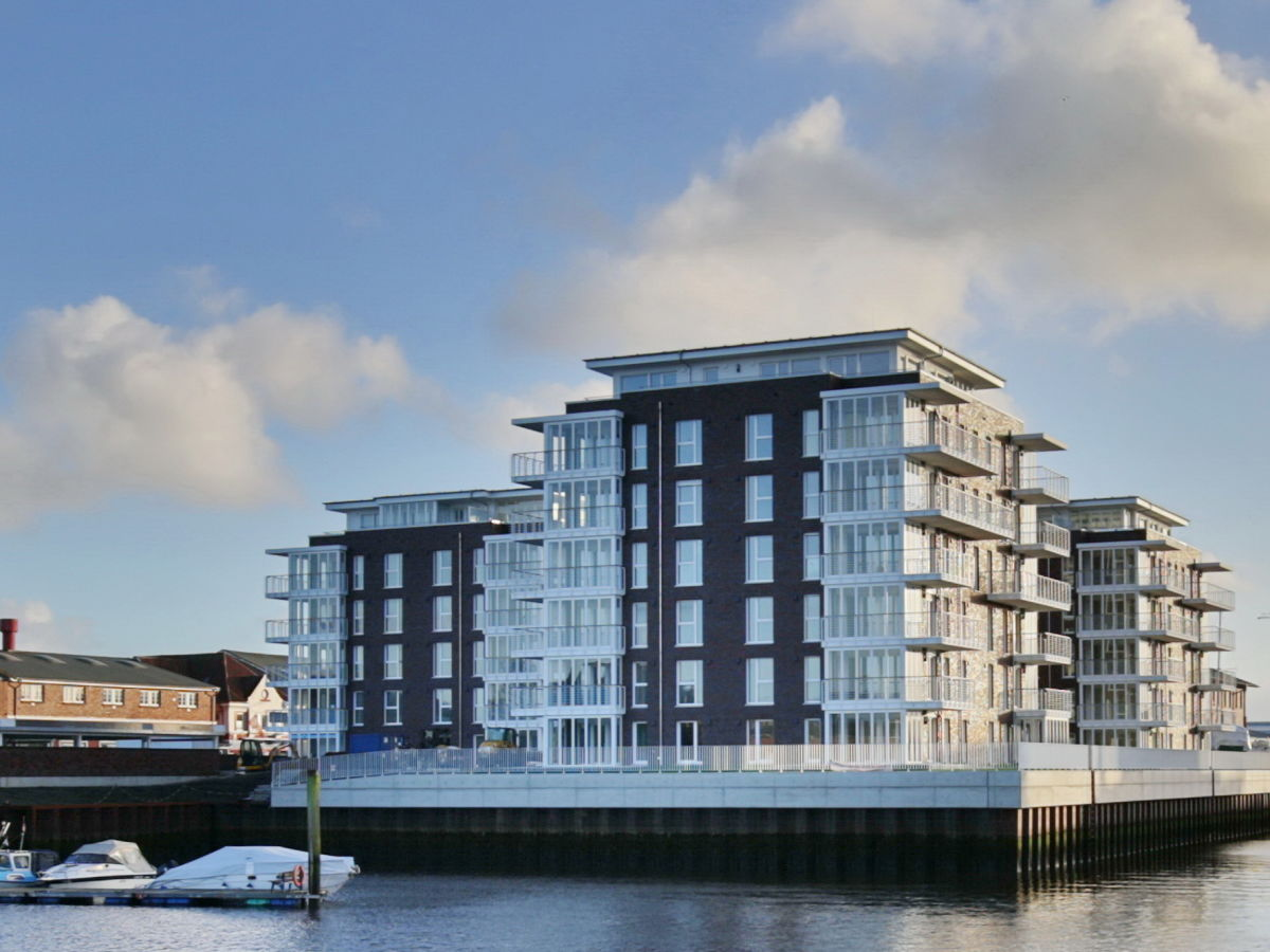 Ferienwohnung Yachthafen Wohnung 5 KY5 Cuxhaven Zentrum