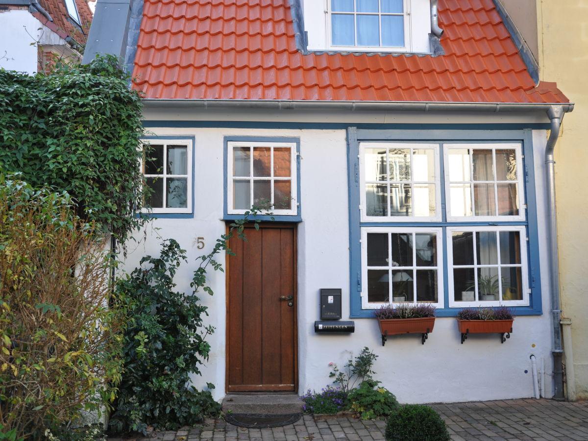 Ferienhaus AltstadtGanghaus Rosengarten LbeckAltstadt
