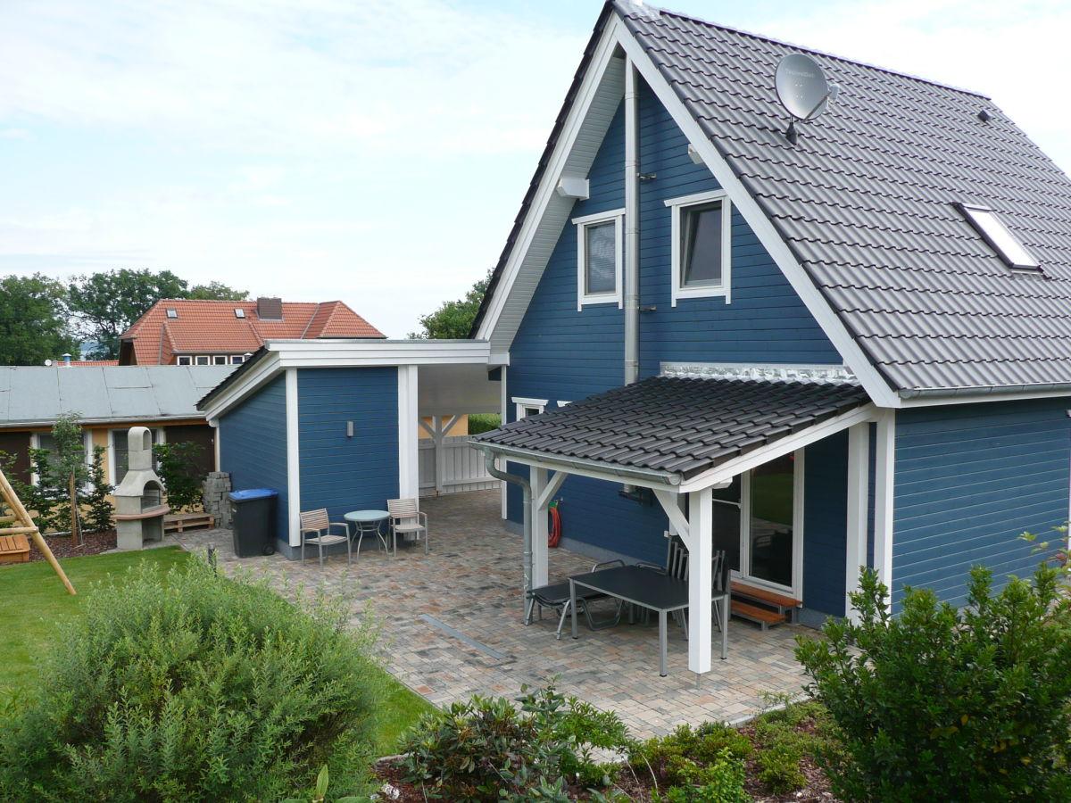 Ferienhaus Schwedenhaus Am Fleesensee Blau, Untergöhren - Firma