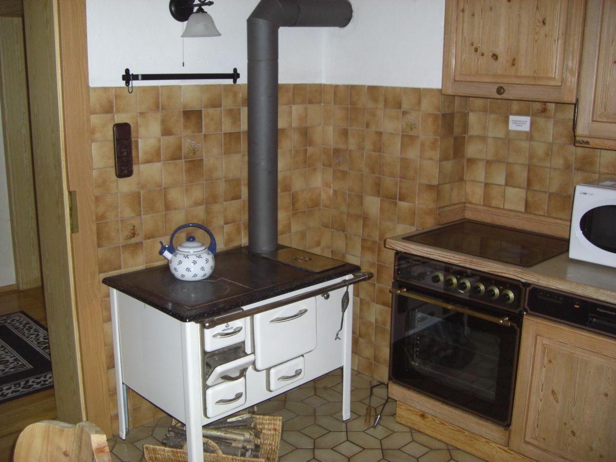 holzofen küche wamsler | ferienwohnung wörnerblick oberbayern