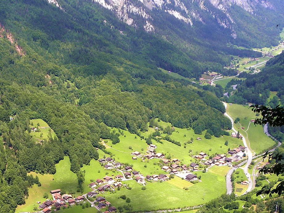 Ferienwohnung Haus Bosshart JungfrauRegion Grindelwald