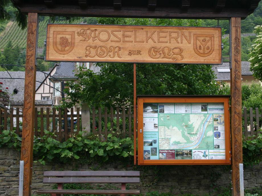 Ferienwohnung Das Winzerhaus Mosel und Vulkaneifel