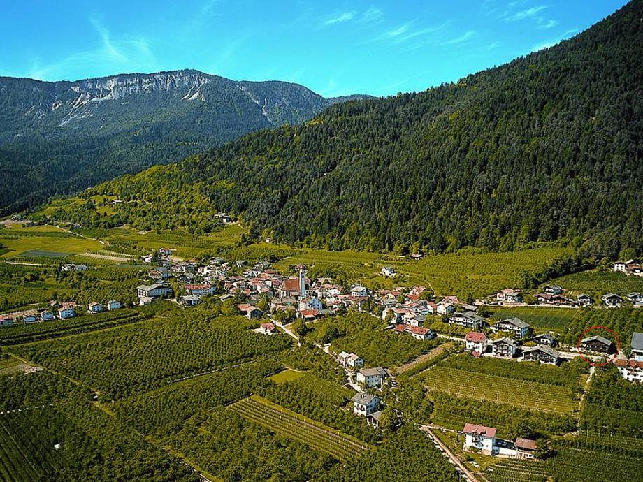 Ferienwohnung No 8 in der Residence Pichler Meraner Land
