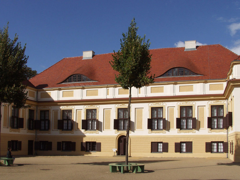 Ferienwohnung Landhuschen Potsdam  Schwielowsee Caputh  Familie Harms