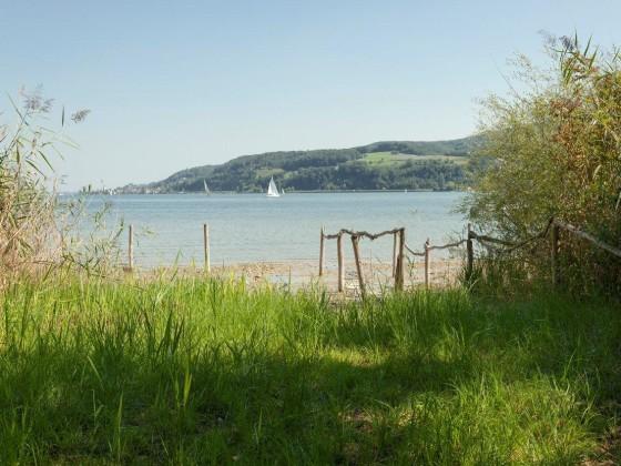 Ferienhaus Ein Traum direkt am See Bodensee Hri 78343