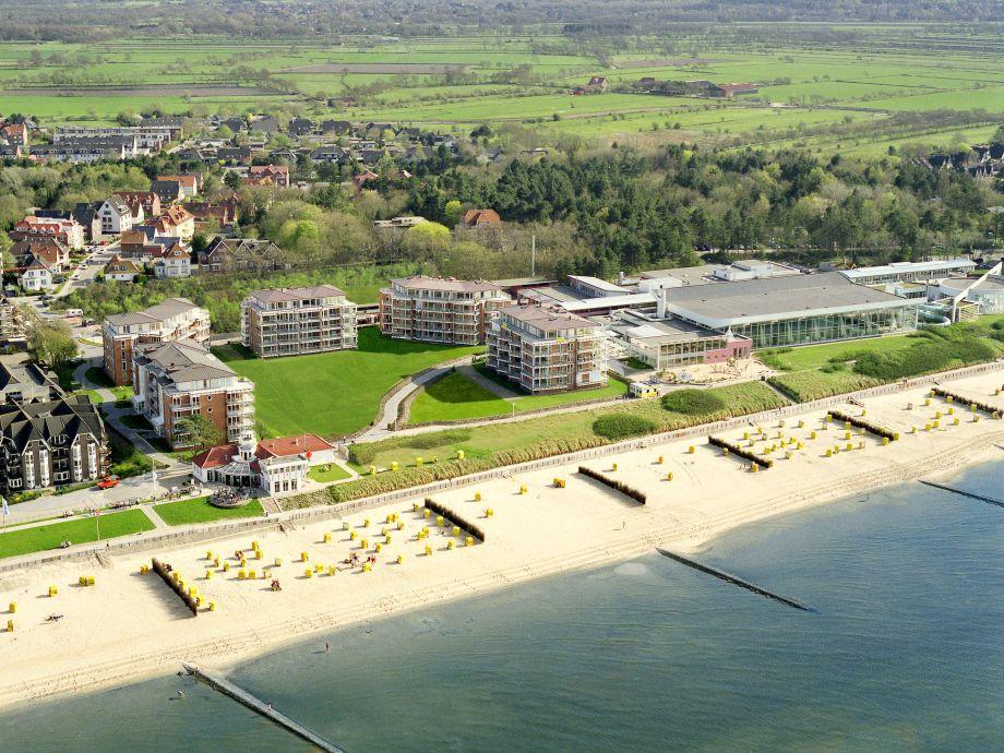 Ferienwohnung StrandPalais Whg 220 CuxhavenDuhnen