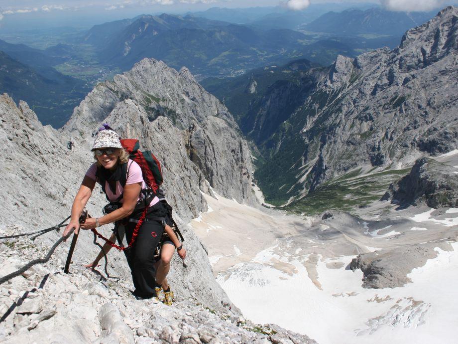 Ferienwohnung Melodie Garmisch Zugspitze Bayern Alpen