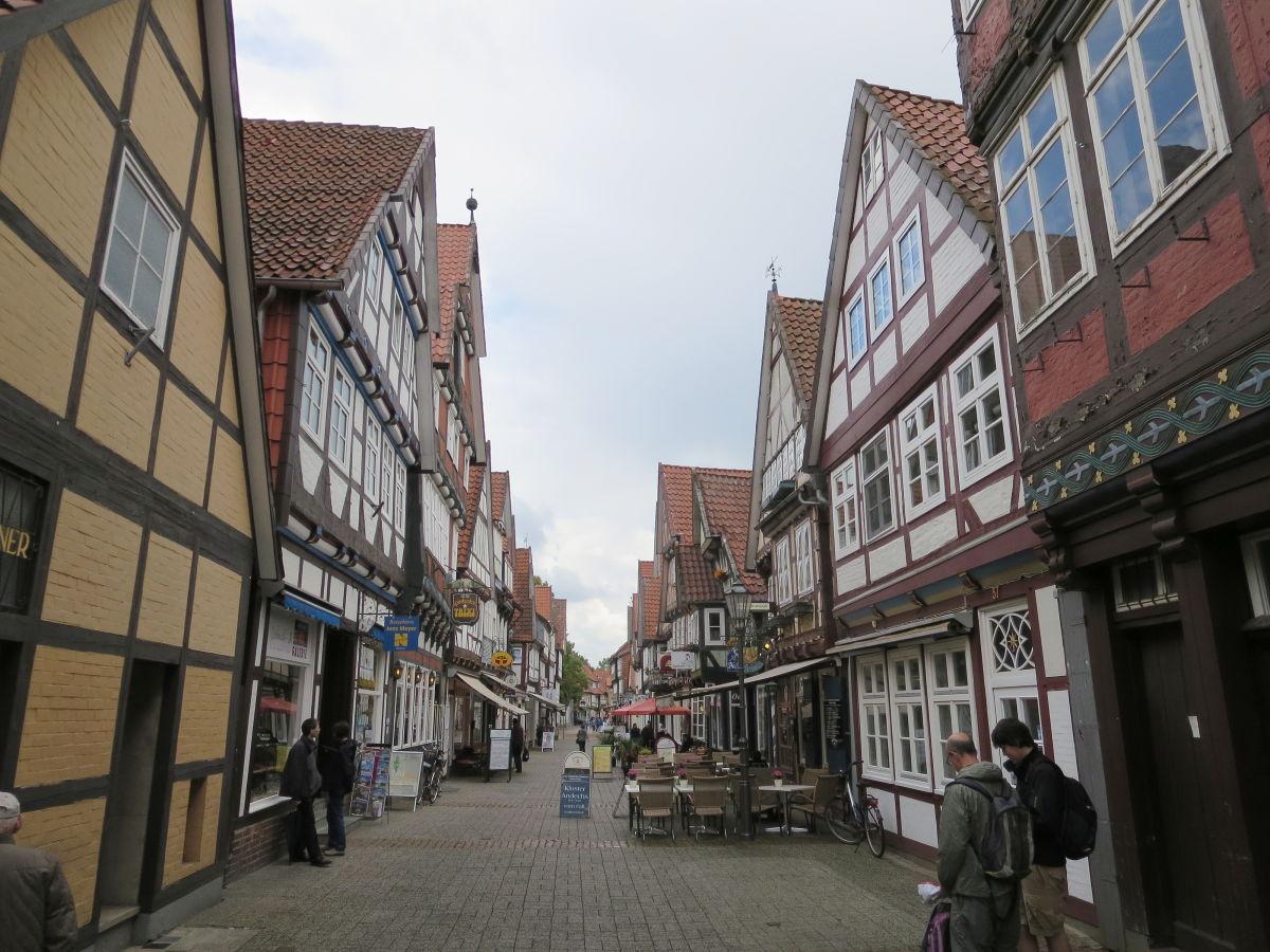 Ferienhaus Im Dorfe 2 Celle  Alt Hambhren Hambhren Sdheide  Familie Bockelmann