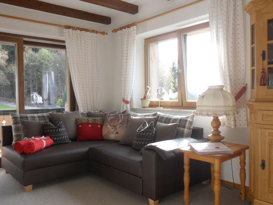 Ferienwohnung im Landhaus in der Irlau Bayerischer Wald  Frau Manuela Pielmeier