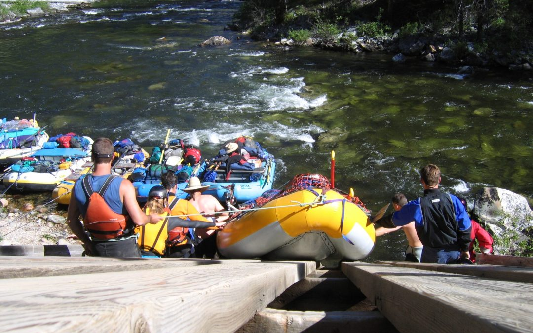 Let's Do Some Whitewater Rafting