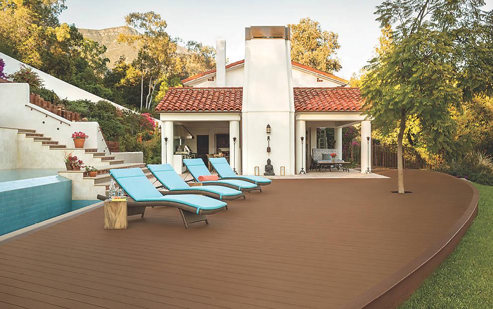 Modern Deck Design Ideas  Photos  Trex