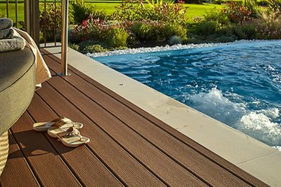 planning your above ground pool deck