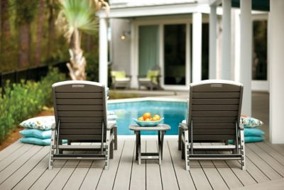 building an above ground pool deck