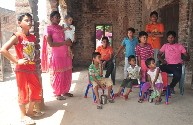 Caste scars gender reality in K'shetra village
