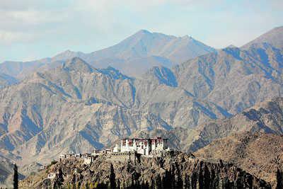 Optimising Ladakh's strategic advantage