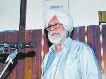 Prof Randhir Singh passes away