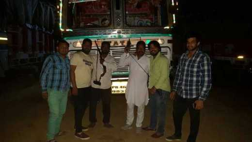 Soap, truck industry bear 'gau rakshak' brunt