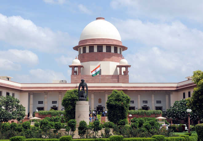 Don't decide Ayodhya dispute in any one's favour: Plea in SC
