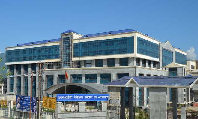 Stage set for admissions at Mandi Medical College