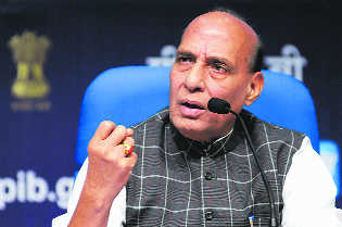 IS failed in India despite huge Muslim population: Rajnath
