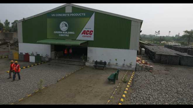 Bringing change through green building centres