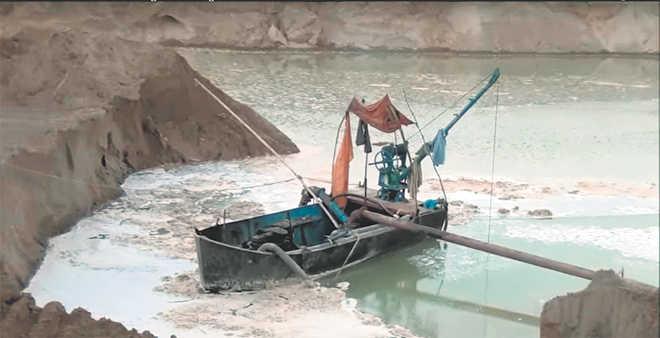 Water pumps take mining to new depths