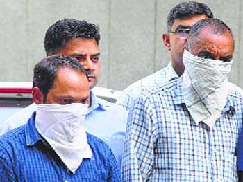 Woman among three arrested in CBSE paper leak case