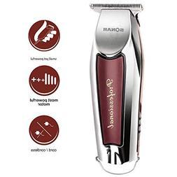 Cord/Cordless Professional Hair Trimmer Hair Clipper Beard Trimmer