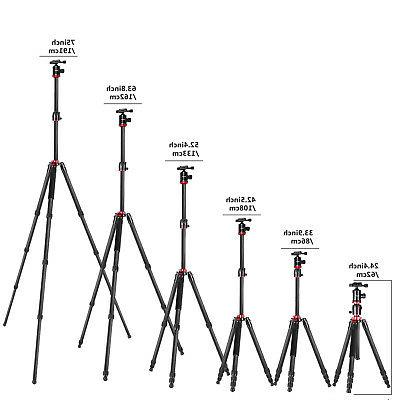 Neewer Camera Tripod Monopod Carbon Fiber with Rotatable