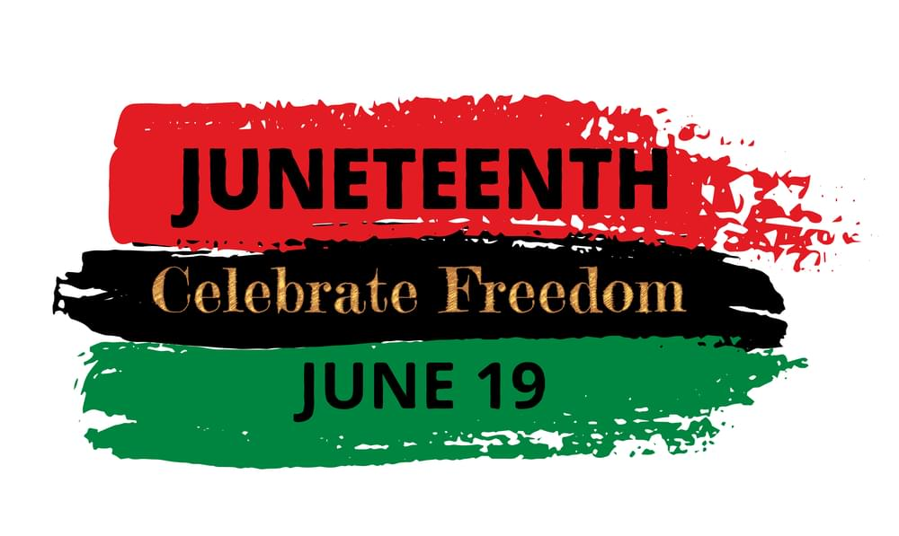 Happy Juneteenth Today Will Be First Congressional