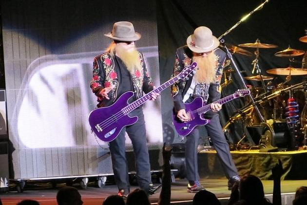 zz top 50th anniversary