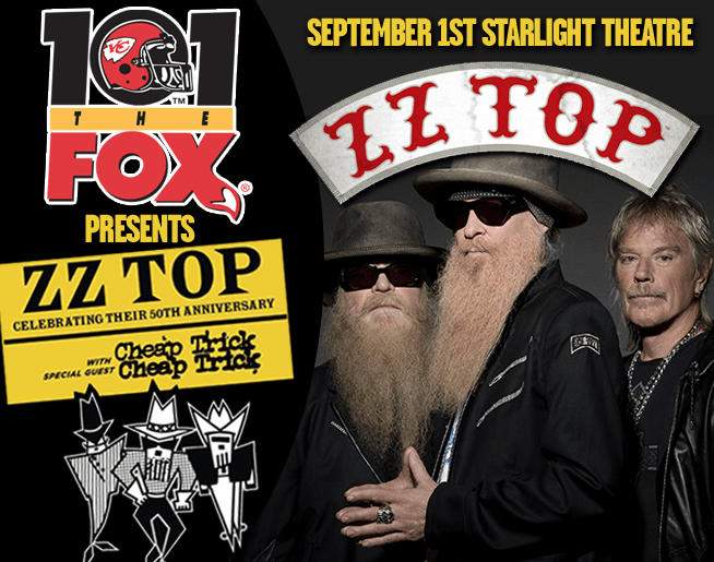 zz top at starlight