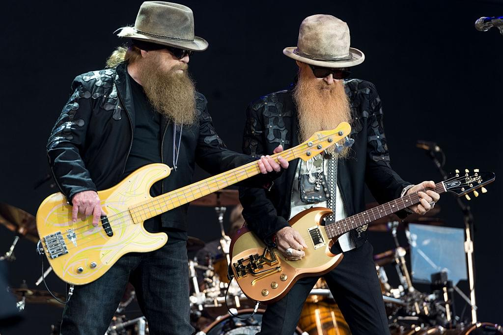 zz top with cheap
