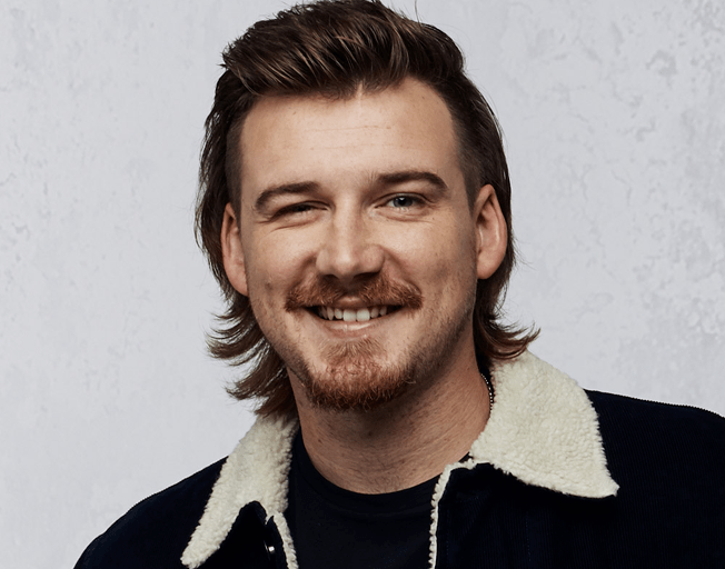 Morgan Wallen Needs Whiskey Glasses To Salute Another