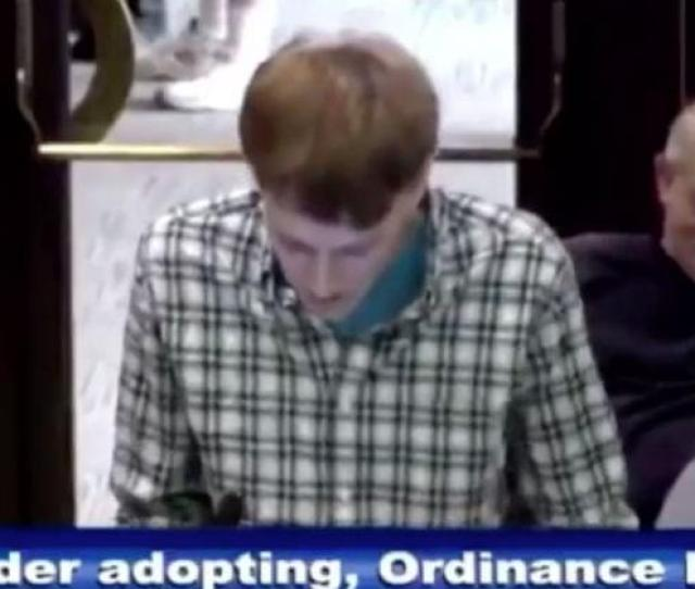 This Guy Went In Front Of His City Council To Propose Legalizing Happy Endings Video