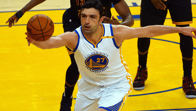 Zaza Pachulia re-signs with Warriors | KNBR-AF