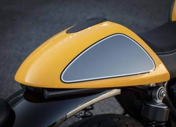 CafE Racer Seat Cowl