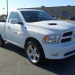 2012 Dodge Ram 1500 Sport R T Regular Cab In Bright White Photo 5 145788 Truck N Sale