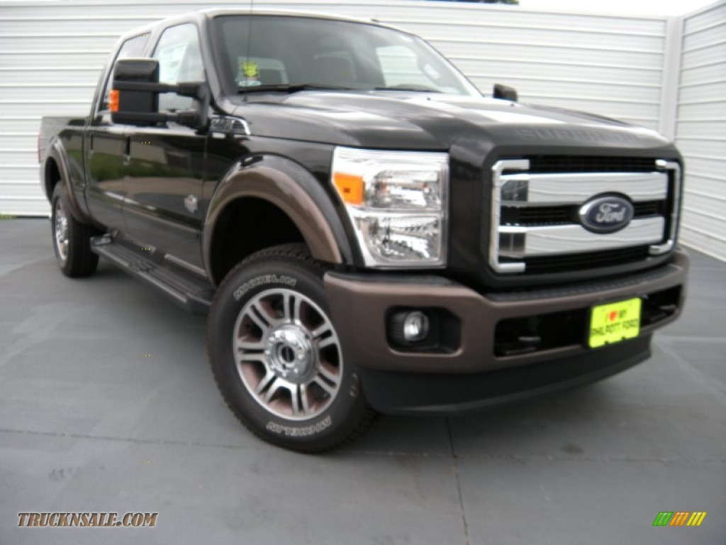 2015 Ford F250 Super Duty King Ranch Crew Cab 4x4 in