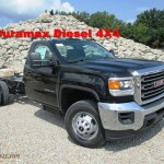 2015 Gmc Sierra 3500hd Work Truck Regular Cab 4x4 Chassis In Onyx Black 188612 Truck N Sale