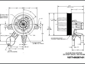 Kysor Fan Clutch Wiring Diagram TRW Fan Clutch Wiring