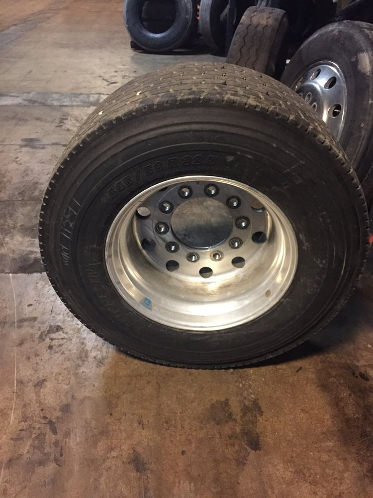 Super Single Tires For Sale : super, single, tires, 22.5