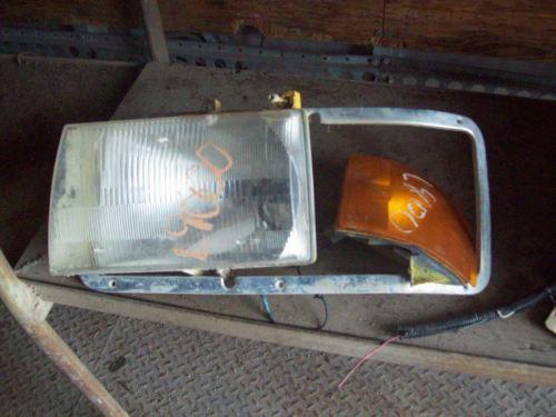 small resolution of ford probe headlight wiring circuit diagram pontiac 2011 ford headlight sensor ford alternator wiring