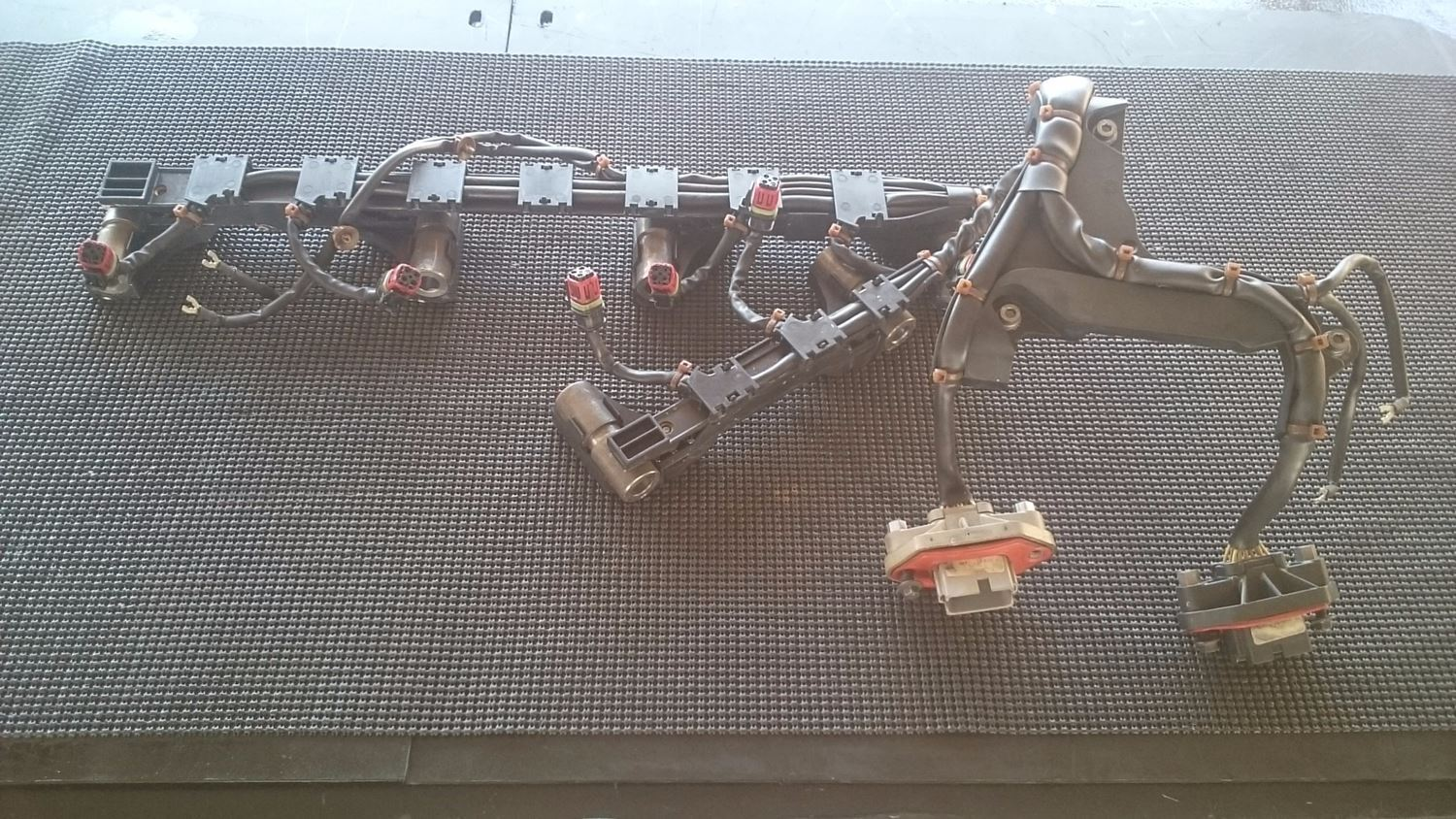 Detroit 60 Series Injector Wiring Harness